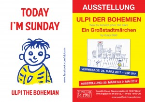 Ulpi der Bohemien - Today I'm Sunday